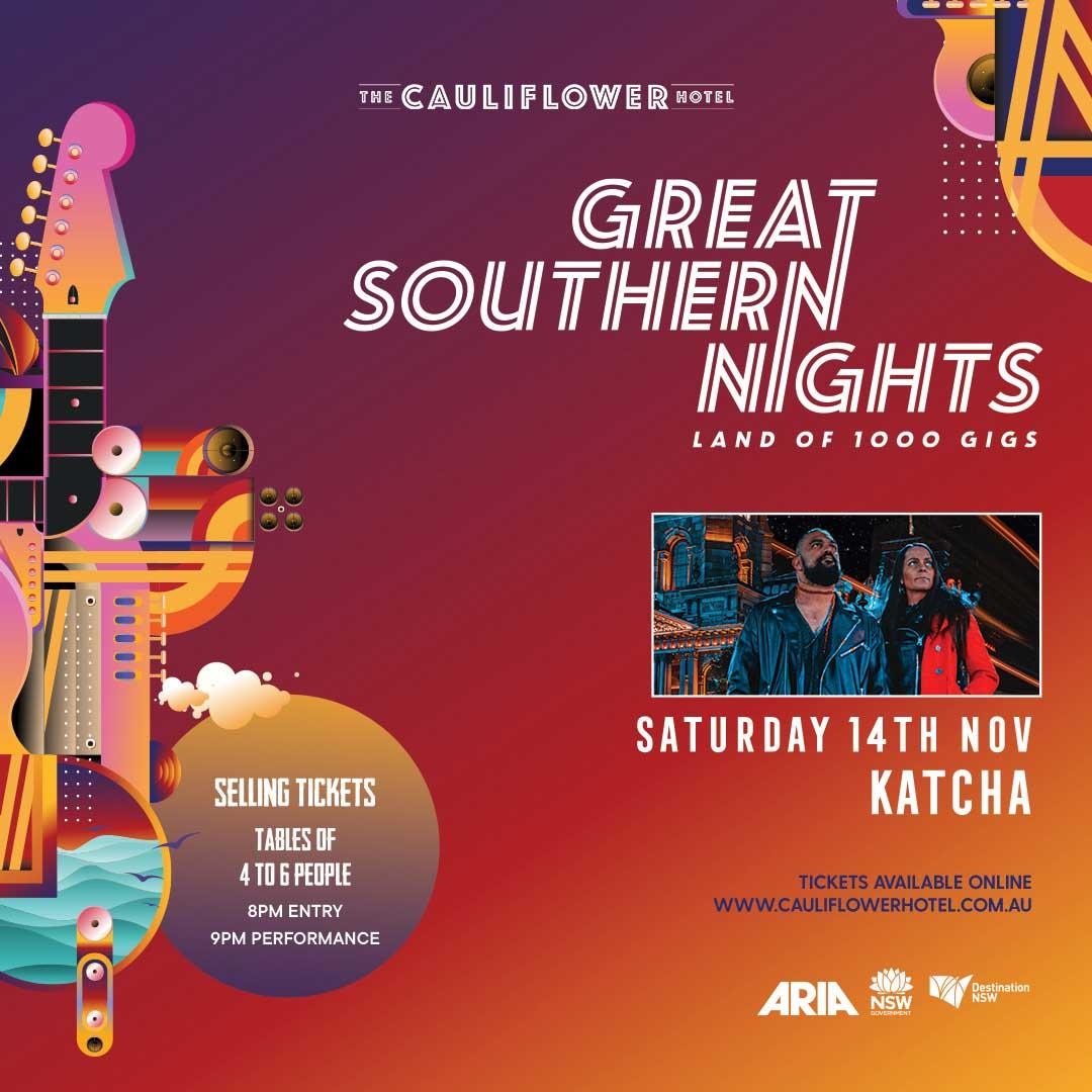Great Southern Nights @ The Cauli, Waterloo