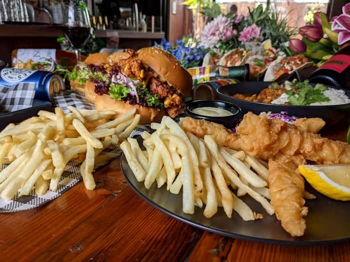 DElicious food at The Cauliflower Hotel, Waterloo, Sydney