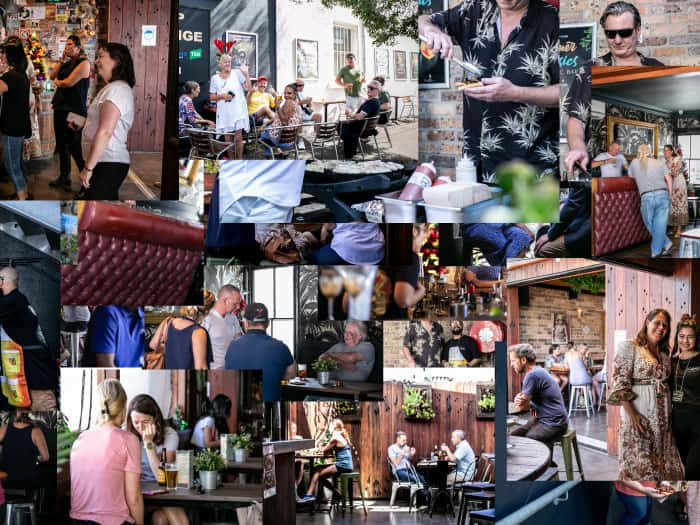 exciting events always on at The Cauliflower Hotel, Waterloo,