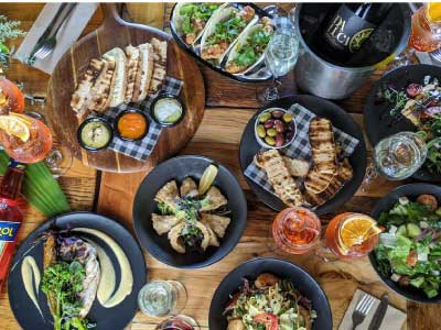 Bottomless Brunches are on at The Cauliflower Hotel, Waterloo, Sydney