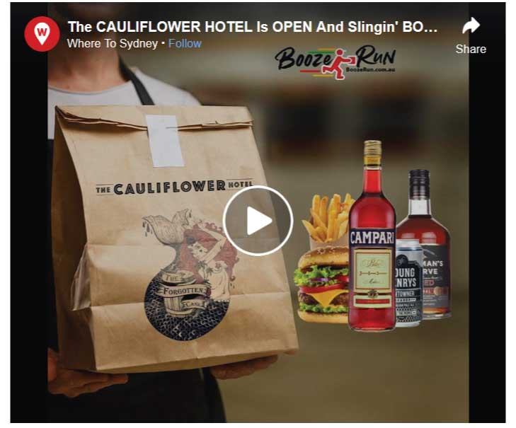 image of The Cauliflower Hotel featured on Time Out Sydney